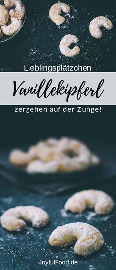 Vanilla biscuits - simply with the vanilla biscuit tray - Biscuit recipe for delicious, delicately crumbled vanilla biscuit cookies. The favorite pastry in t - Cookies And Cream Cake, Butter Cookies Recipe, Cake Mix Cookies, Keto Cookies, Biscuit Recipe, Cookies Et Biscuits, Pastry Recipe, Chocolate Cookie Recipes, Easy Cookie Recipes