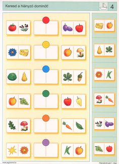 Hvad skal være i midten? Home Activities, Kindergarten Activities, Learning Activities, Visual Perception Activities, Sequencing Cards, Homeschool Math, Math For Kids, Preschool Worksheets, Kids Prints