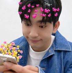 Yugyeom, Youngjae, Got7 Meme, K Meme, Park Jinyoung, Got7 Jinyoung, Mark Jackson, Meme Faces, Funny Faces