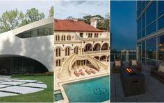 7 of the most impressive celebrity mansions put on sale in Atlanta #realestateagent #realestatemarket #realestate #investinGA