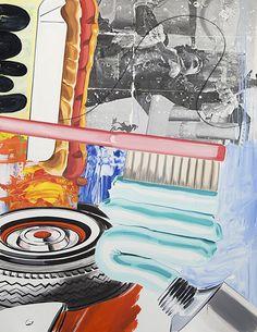 David Salle | Self Expression, 2015