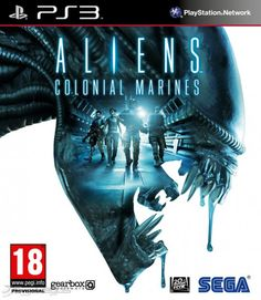 imagen Aliens Colonial Marines PS3 [EUR] [Español]