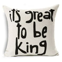 Power Phrases & Messages Throw Pillow Covers