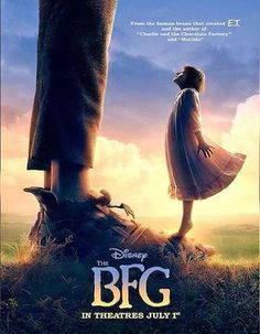 by Roald Dahl Roald Dahl's beloved novel hits the big screen in a major motion picture adaptation from Steven Spielberg and Dreamworks Studios — starring Oscar-winning actor Mark Rylance as The BFG! Streaming Movies, Hd Movies, Disney Movies, Movies To Watch, Movies Online, Movies Box, Tv Watch, Film Watch, Hd Streaming