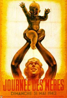 Fête des mères 31 mai 1942