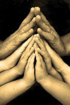 The family that prays together, stays together • photo: adl21 on iStock / Getty Images                                                                                                                                                     More