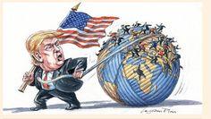 Not Getting It: Michael Moore, Hollande, Merkel, Financial Times, Stephen Colbert