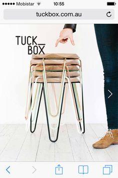 Tuck Box krukje
