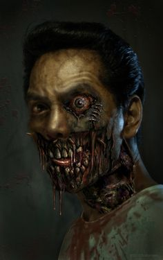 ME, turned zombie by Awtew on deviantART...... !!!!
