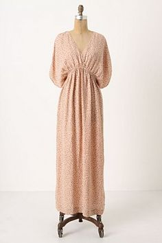 I want this budding dahlias dress, alas it is sold out :( #maxidress