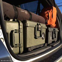 (Fill in the blank) It's travel #TravelTuesday and the Pelican cases are packed. Next stop, __________!