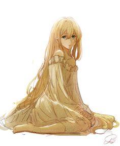 Pretty Anime Girl, Cool Anime Girl, Beautiful Anime Girl, Anime Art Girl, Blonde Anime Girl, Anime Character Drawing, Cute Anime Character, Character Art, Chica Anime Manga