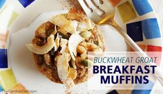 Buckwheat Breakfast Muffins