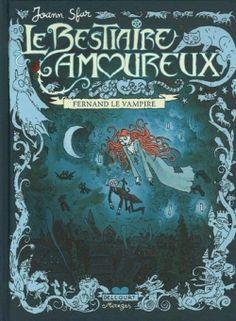 Couverture Le bestiaire amoureux, tome 1 : Fernand le vampire