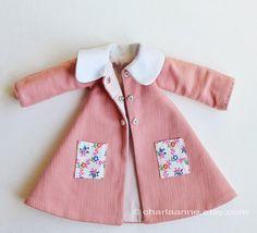 Posie's winter wardrobe pdf pattern/tutorial by charlaanne on Etsy