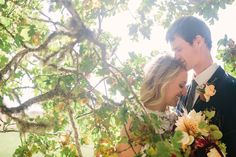 Jasper House Farm Fall Wedding || Eugene Wedding Photography || Jane in the Woods Wedding Photographie in Sedona