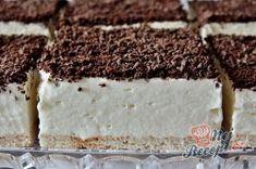 Pěnová nepečená rychlovka za 10 minut | NejRecept.cz Tiramisu, Ethnic Recipes, Food, Eten, Tiramisu Cake, Meals, Diet