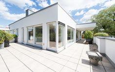 Nymphenburg/Gern: Modernes, edles Penthouse mit 4 Zimmern und herrlicher 144 m² großer Dachterrasse Details: http://www.riedel-immobilien.de/objekt/2749