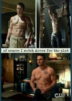 Oliver Queen is my King