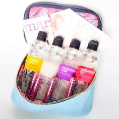 """BACK TO SCHOOL POTD - mark. LIMITED EDITION BODY OILS Avon Rep Tip: """"Product of the Day"""" from The Beauty Blog are mark. Body Oils, click here to find out why! http://www.thebeautyblog.ca/2015/09/back-to-school-potd-mark-limited.html"""