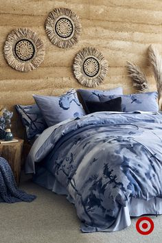 Make your bedroom a serene space for dreaming with the Dulcie Quilt Cover.