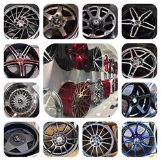 New stock alloy wheels landed. Come to choose from vast model and promotional prices. Call on 5751-9961
