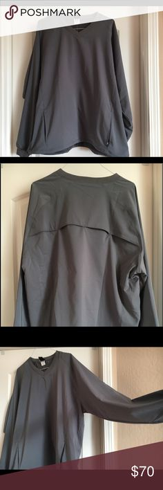 Men's Under Armour Gray Pull Over Jacket NWT XXL Men's Under Armour performance All Season Gear Gray Pullover Jacket. It is New With Tags in a Size XXL. It has a Moisture Transport System. The special Moisture Transport System wicks Moisture away form your skin, keeping you dry and your body temperature consistent in any condition. 100% Polyester. Made in the Philippines. Reasonable offers welcome. Please contact me with any questions. Under Armour Jackets & Coats Performance Jackets