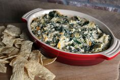 I've always loved this dip, I just wanted to make my own version. So this was my crack at it and it was delicious! I will never buy it again! Eat it cold or serve it hot and bubbly -- either way, it's delicious!!