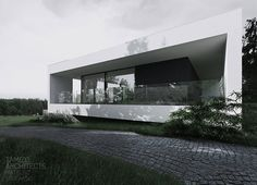 By-house, house on a slope, bydgoszcz   TAMIZO ARCHITECTS