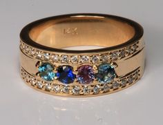 Mother's family ring...