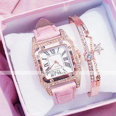 Fancy Watches, Gold Watches Women, Luxury Watches Women, Girl Watches, Cute Watches, Modern Watches, Women's Watches, Sport Watches, Stylish Watches For Girls