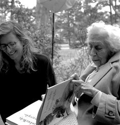 Eudora Welty with  Annie Leibovitz