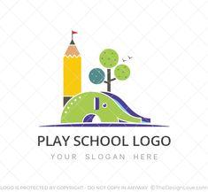 Logo for play schools, kids' learning books, apps and similar platforms. #logodesigner #startups #logomaker #business #creativedesigns #branding #logoart #logo #design #logodesign #designlove