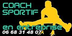 Le coach sportif est un professionnel du corps, du corps en forme,  mais aussi du corps blessé, du corps qui évolue avec l'âge, ou du corps fatigué... En entreprise, le coach sportif prend en charge l'entraînement du groupe, en prenant soin de chacun.  http://www.lartdegarderlaforme.com/coaching-sportif-en-entreprise.html