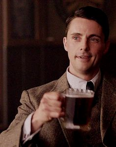 Tom calls out Mary and Henry on their convoluted efforts to be with each other!Downton Abbey Season 6 Endings. Matthew Goode Downton Abbey, Matthew William Goode, Mathew Goode, Watch Downton Abbey, Downton Abbey Season 6, Henry Talbot, Masterpiece Theater, A Discovery Of Witches, Michelle Dockery