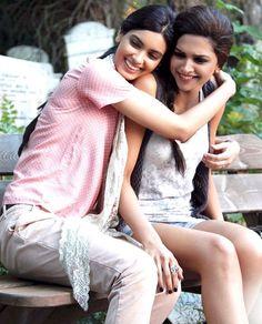 Diana Penty and Deepika Padukone