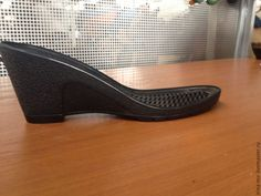 Купить Подошва для обуви OLIVIA - черный, подошва для обуви, подошва для валенок, подошва для ботинок