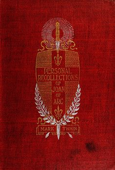 Title:Personal Recollections of Joan of Arc Call Number:810.82 C625 1896 Publication Date:1896