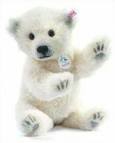 Steiff Flocke Polar Bear Masterpiece  EAN 036989