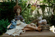.. Art Dolls, My Arts, Dresses, Fashion, Vestidos, Moda, Fashion Styles, Dress, Dressers