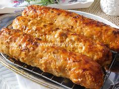Slovak Recipes, Mince Recipes, Pork Recipes, Appetizer Recipes, New Recipes, Appetizers, Cooking Recipes, Pork Tenderloin Recipes, New Menu