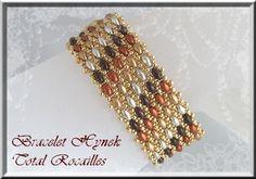 Bracelet Hynek avec Superduo®