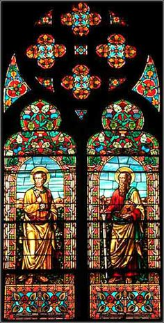 Peter and Paul.