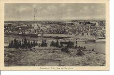 194 VUE DE STE Anne Chicoutimi Quebec Peco Vers ONT 9920 | eBay