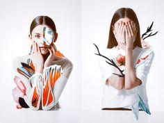 Surreal Human Landscapes Collages – Fubiz™