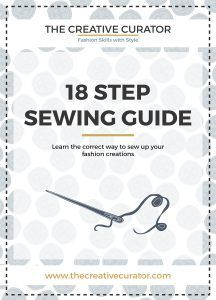 Pattern making - Sewyour design in order. A Free 18 Step Guide showing you the right way to sew a…