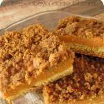 Recipe for Pumpkin Bars