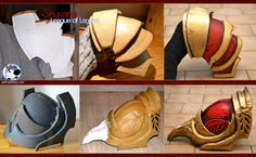 Handmade by Chimeral CosplayArt Character: Shyvana from League of Legends