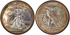 In proof half dollars were struck for the first time since The 1936 Walking Liberty Half Dollar has the second lowest mintage of the proofs of the 1936 to 2000 era, with only the 1936 Washington quarter having a lower mintage. Us Coins, Rare Coins, Saved Passwords, Eagle Feathers, Mint Coins, Coin Values, Proof Coins, Half Dollar, Coin Collecting
