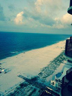 Beach view from a Brett Robinson vacation rental  #BRbeachlife